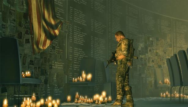 Spec Ops: The Line on PC screenshot #2