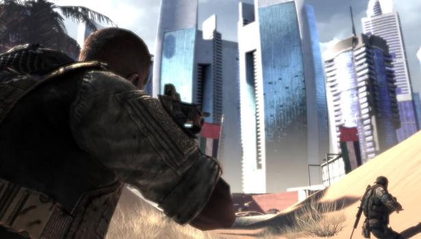 Spec Ops: The Line (ANZ) on PC screenshot #3