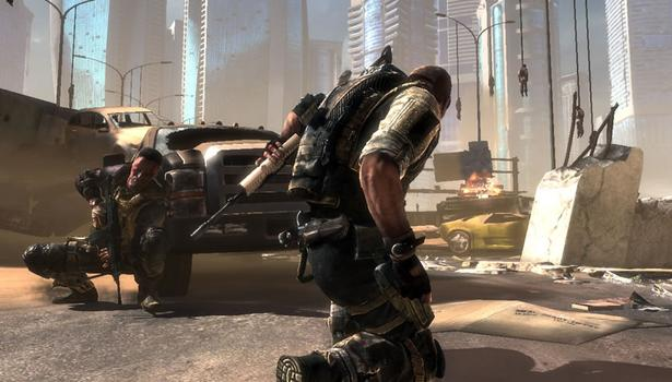 Spec Ops: The Line on PC screenshot #5