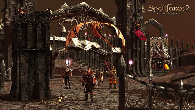 SpellForce 2: Demons of the Past on PC screenshot #6