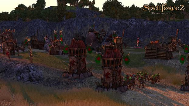 SpellForce 2: Demons of the Past on PC screenshot #5