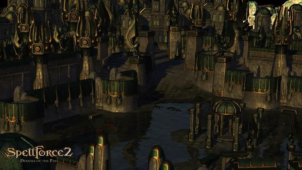 SpellForce 2: Demons of the Past on PC screenshot #4