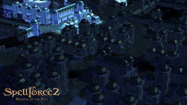 SpellForce 2: Demons of the Past on PC screenshot #3