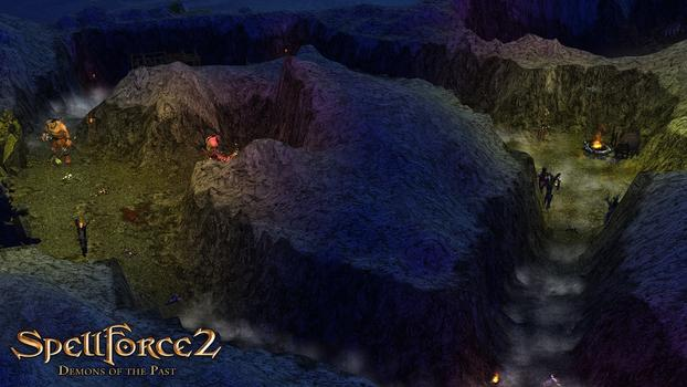 SpellForce 2: Demons of the Past on PC screenshot #14