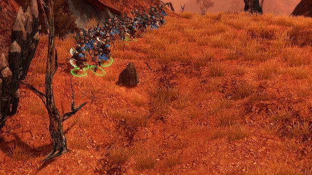 SpellForce 2: Faith in Destiny Scenario 2 - The Golden Fool on PC screenshot #4