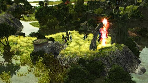 SpellForce 2 - Faith in Destiny Scenario 3: The Last Stand on PC screenshot #3