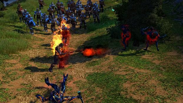 SpellForce 2: Faith in Destiny on PC screenshot #5