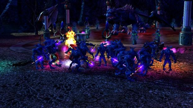 SpellForce 2: Faith in Destiny on PC screenshot #4