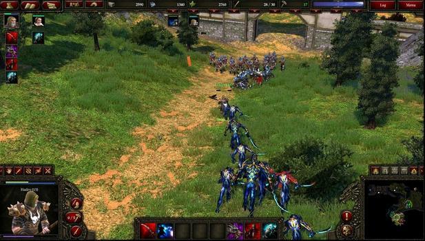 SpellForce 2: Faith in Destiny on PC screenshot #1