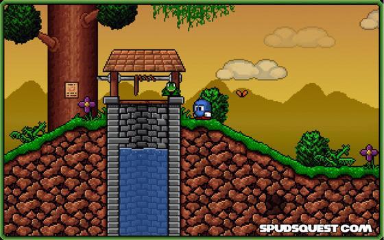 Spud's Quest on PC screenshot #4