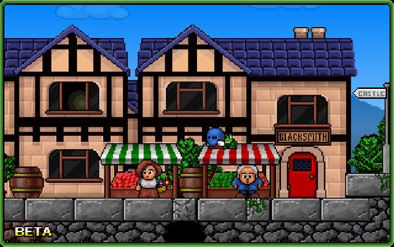 Spud's Quest on PC screenshot #1