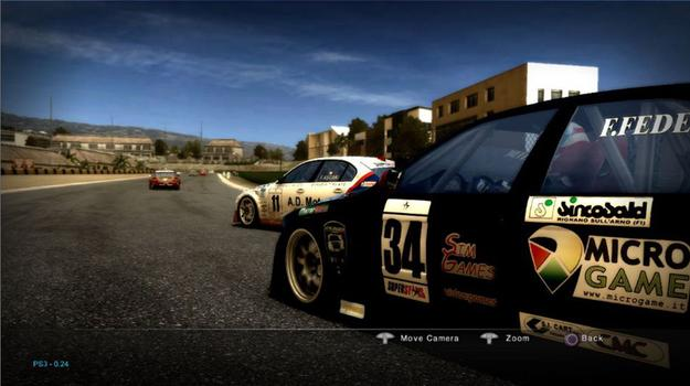 SSV8 Superstar V8 Racing on PC screenshot #3