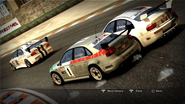 SSV8 Superstar V8 Racing on PC screenshot #2