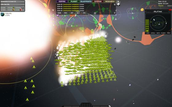 Star Ruler on PC screenshot #2