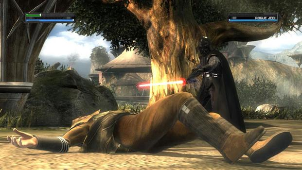 Star Wars The Force Unleashed: Ultimate Sith Edition (MAC) on PC screenshot #7