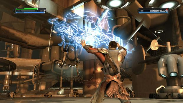 Star Wars The Force Unleashed: Ultimate Sith Edition (MAC) on PC screenshot #6