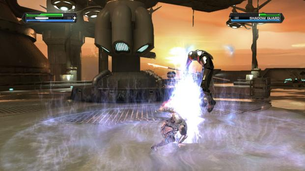 Star Wars The Force Unleashed: Ultimate Sith Edition (MAC) on PC screenshot #5