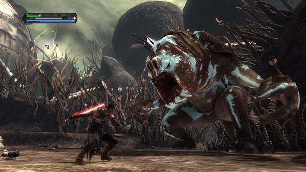 Star Wars The Force Unleashed: Ultimate Sith Edition (MAC) on PC screenshot #4