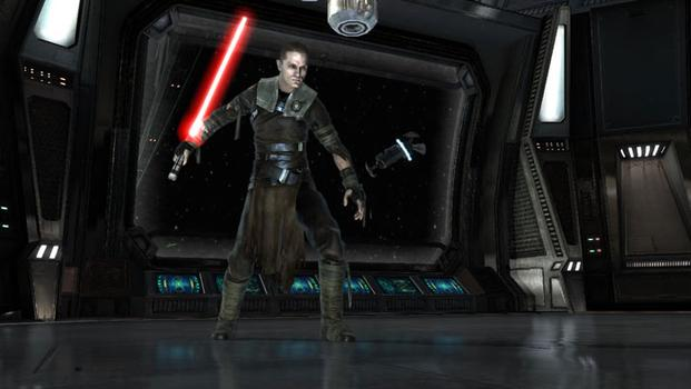 Star Wars The Force Unleashed: Ultimate Sith Edition (MAC) on PC screenshot #3