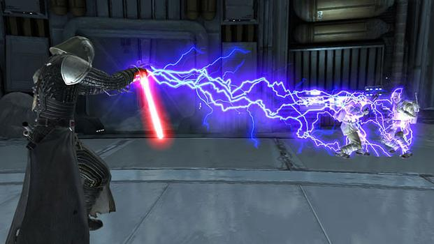 Star Wars The Force Unleashed: Ultimate Sith Edition (MAC) on PC screenshot #2