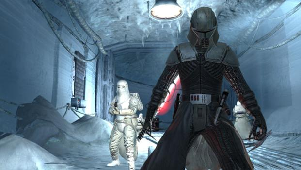 Star Wars The Force Unleashed: Ultimate Sith Edition (MAC) on PC screenshot #1