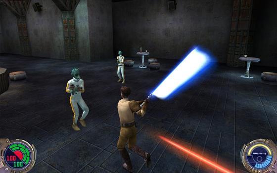 Star Wars Jedi Knight II: Jedi Outcast (MAC) on PC screenshot #5