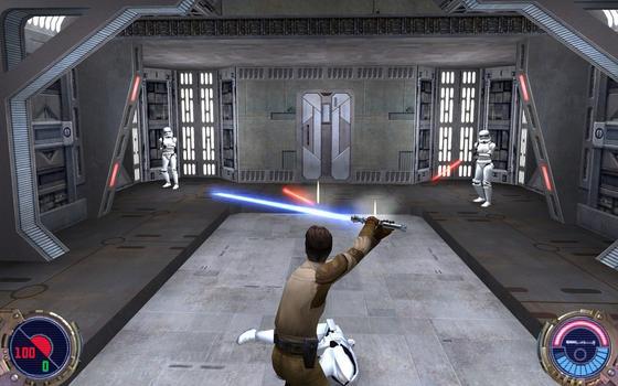 Star Wars Jedi Knight II: Jedi Outcast (MAC) on PC screenshot #3
