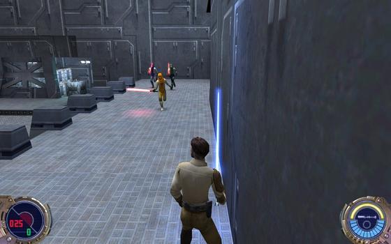 Star Wars Jedi Knight II: Jedi Outcast (MAC) on PC screenshot #1
