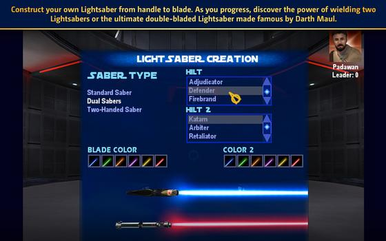 Star Wars Jedi Knight: Jedi Academy (MAC) on PC screenshot #4