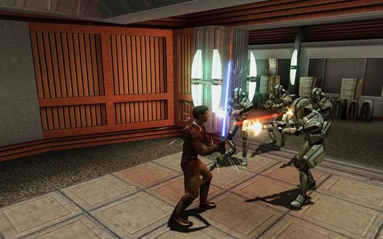 Star Wars: Knights of the Old Republic (MAC) on PC screenshot #4
