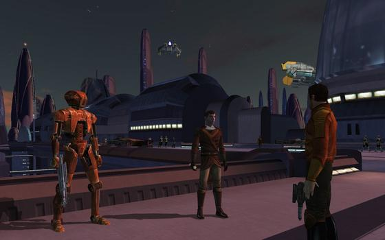 Star Wars: Knights of the Old Republic (MAC) on PC screenshot #3