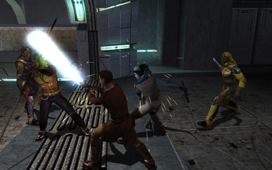 Star Wars: Knights of the Old Republic (MAC) on PC screenshot #2