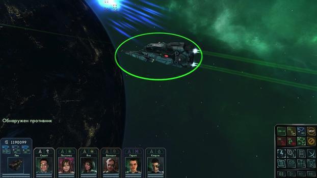 Star Wolves 3: Civil War on PC screenshot #5