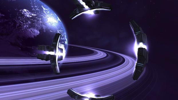Star Wolves 3: Civil War on PC screenshot #4