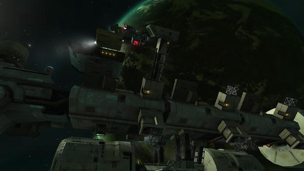 Star Wolves 3: Civil War on PC screenshot #3