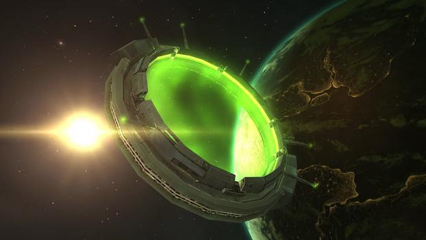 Star Wolves 3: Civil War on PC screenshot #2