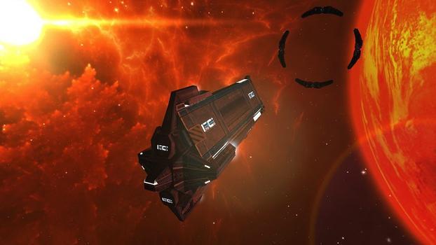 Star Wolves 3: Civil War on PC screenshot #1