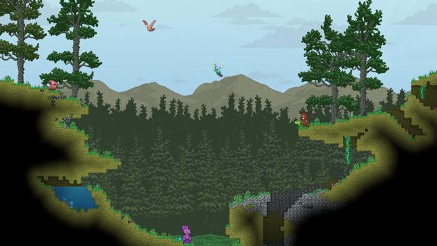Starbound on PC screenshot #9