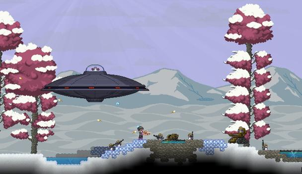 Starbound on PC screenshot #7