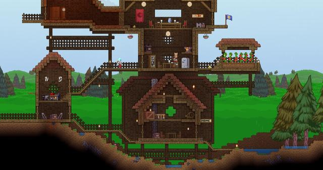 Starbound on PC screenshot #4