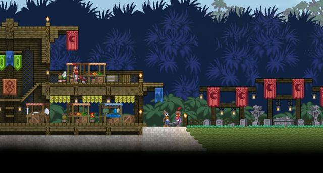 Starbound on PC screenshot #3