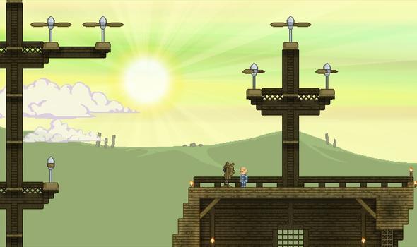 Starbound on PC screenshot #1