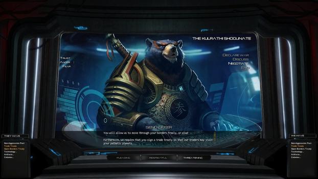Stardrive on PC screenshot #1
