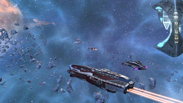 Starpoint Gemini on PC screenshot #4