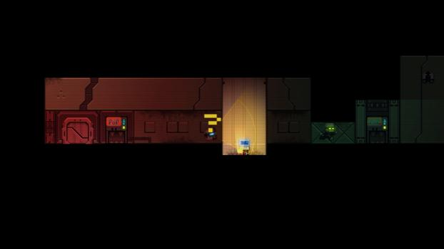 Stealth Bastard Deluxe - The Teleporter Chambers on PC screenshot #4
