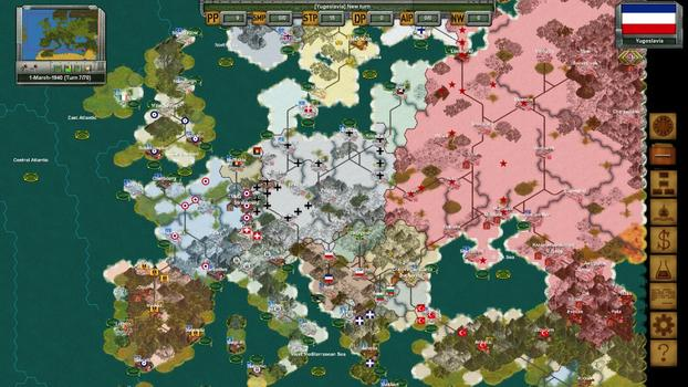Strategic War in Europe on PC screenshot #7