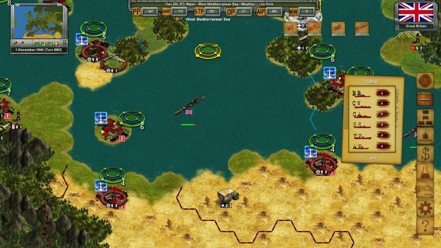 Strategic War in Europe on PC screenshot #6