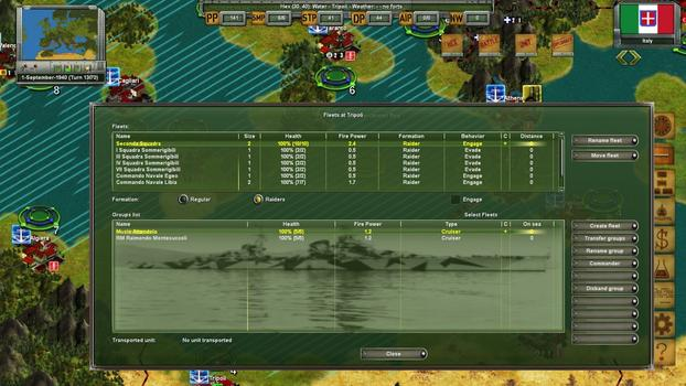 Strategic War in Europe on PC screenshot #5