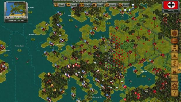 Strategic War in Europe on PC screenshot #4