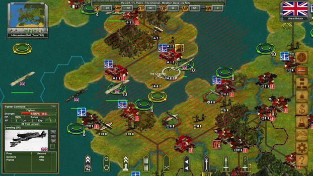 Strategic War in Europe on PC screenshot #3